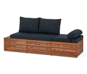 2-in-1-Gartensofa
