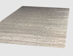 Teppich Bombay grau