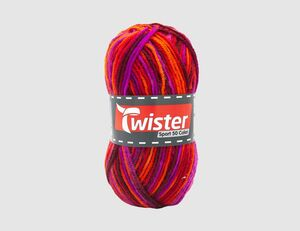 Strickgarn Twister Sport 50 Color