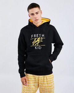 Fresh ego Kid Logo - Herren Hoodies