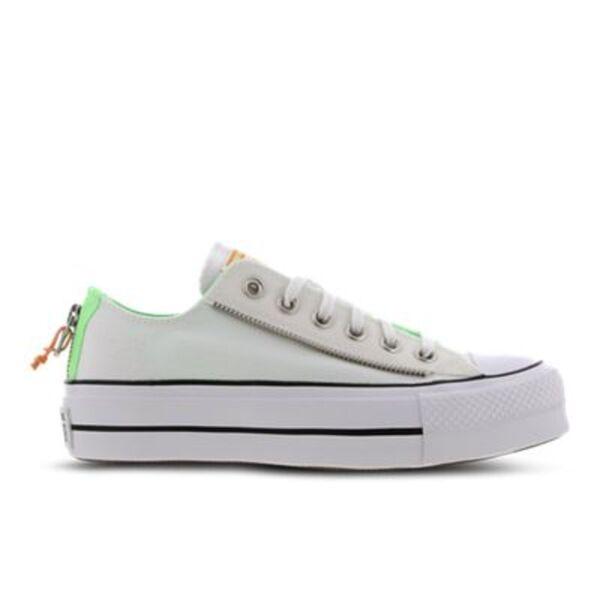 Converse Chuck Taylor All Star Platform Low - Damen Schuhe