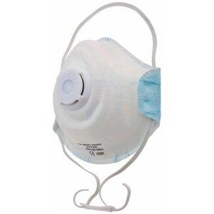 LUX Feinstaubmaske FFP2 mit Ventil