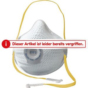 Moldex Einweg-Atemschutzmaske 3205, Klasse FFP3 NR D, Gr. M/L