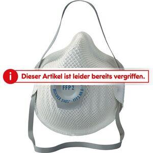 Moldex Einweg-Atemschutzmaske 2405 mit Ausatemventil, Klasse FFP 2D