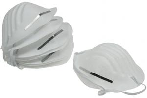Atemschutz Staubmaske Grobstaub 10er-Pack
