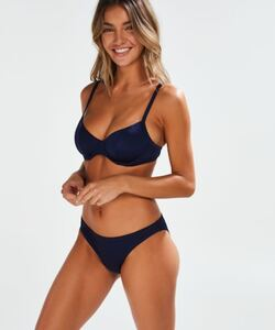Hunkemöller Bikinislip Sunset Dream Blau