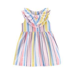 CARTER´S     Kleid ohne Arm Rüsche Streifen