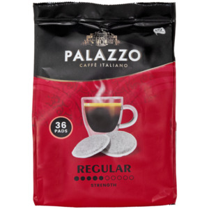 Palazzo Kaffeepads Regular