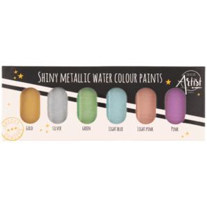 Creative Artist Metallic-Wasserfarbe