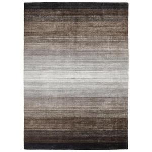 ORIENTTEPPICH 60/90 cm Braun, Grau, Naturfarben