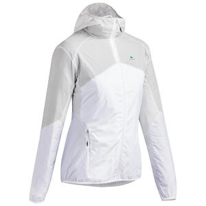Windjacke Speed Hiking FH500 Helium Damen