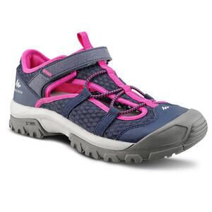 Sandalen Wander MH150 Kinder Mädchen Gr. 26-39 blau/pink