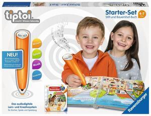 tiptoi Create Starter Set Bauernhof Buch