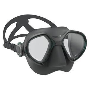 Tauchmaske Freediving SPF 520 Zweiglasmaske Fortgeschrittene