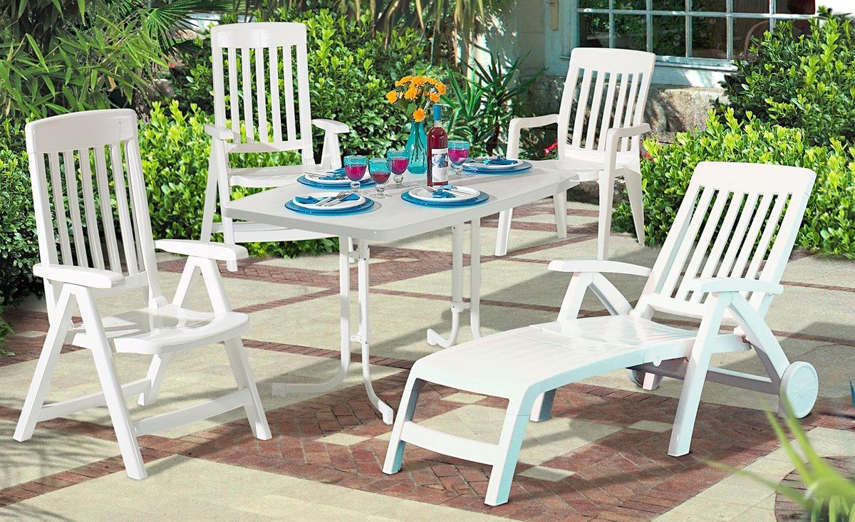 Bild 2 von Garten-Sitzmöbel, 7-teilig