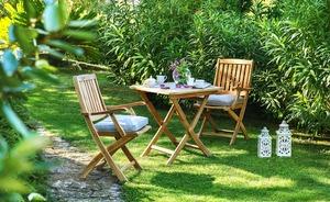Garten-Sitzgruppe, 3-teilig