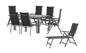 Garten Sitzgruppe, 8-teilig