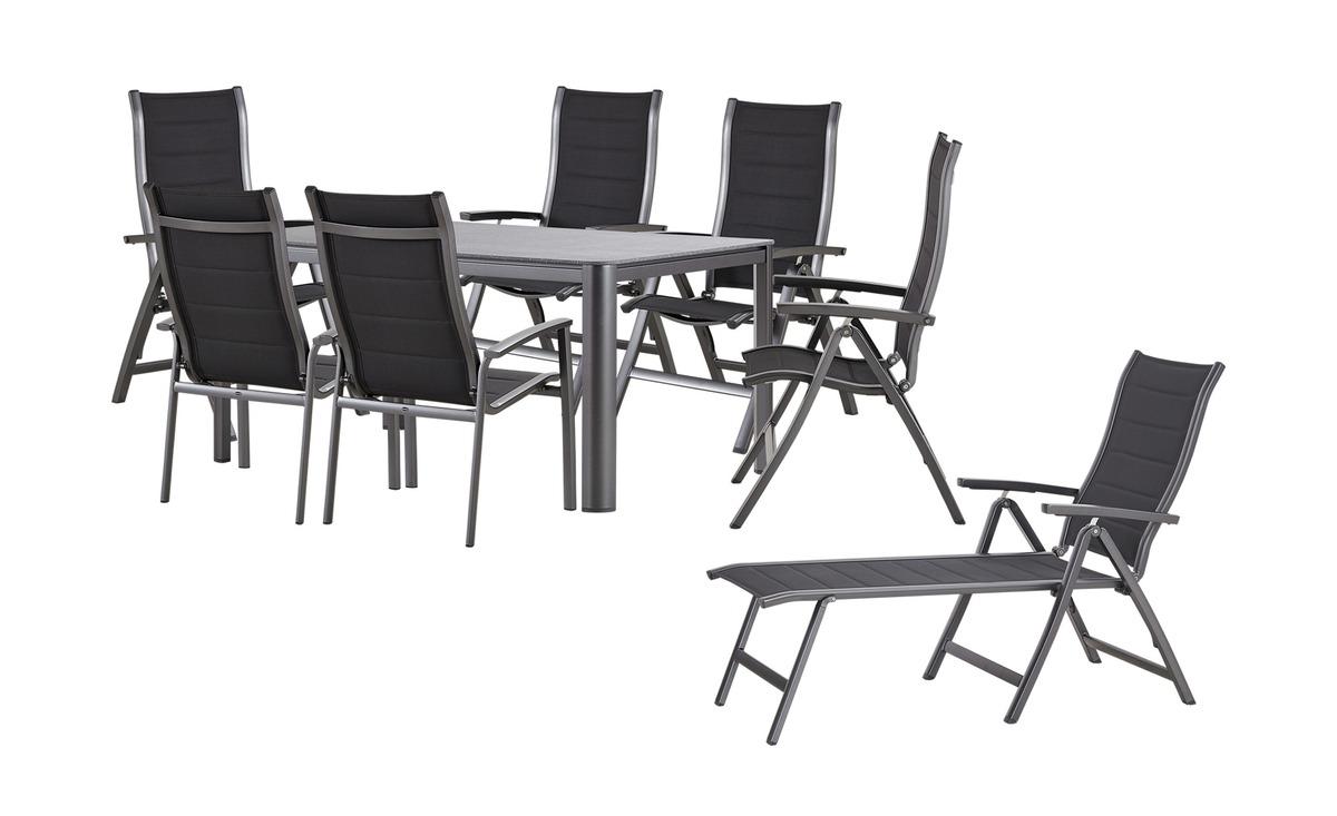 Bild 1 von Garten Sitzgruppe, 8-teilig