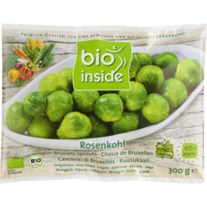 bio inside Tiefkühl-Gemüse