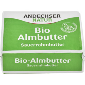 Andechser Natur Almbutter