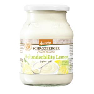 Schrozberger Milchbauern Fruchtjoghurt