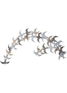 Wanddeko Vögel
