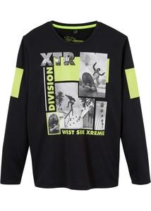 Sport-Shirt mit coolem Druck