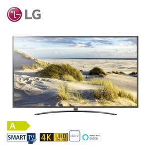 86UM7600PLB • TV-Aufnahme über USB • 4 x HDMI, 2 x USB, CI+ • geeignet für Kabel-, Sat- und DVB-T2-Empfang • Maße: H 111,8 x B 194,3 x T 9,3 cm • Energie-Effizienz A (Spektrum A++ bis E)