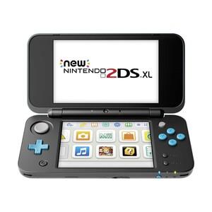 New Nintendo 2DS XL + 1 der 4 abgebildeten DS-Spiele nach Wahl, Setpreis