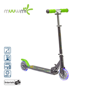 Scooter 125 125-mm-Rollen