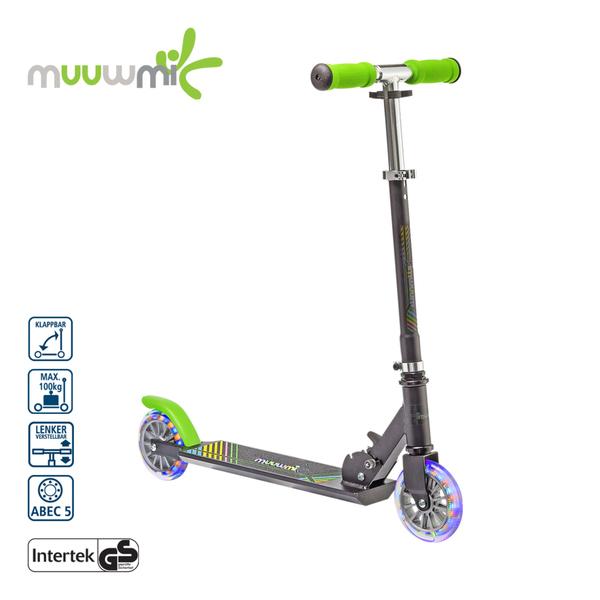Scooter 125 125-mm-Rollen