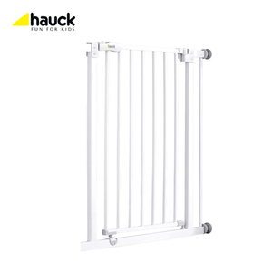 Kinder-Türschutzgitter keine Verschraubung nötig, leichtes Einspannen, Größe: 75 - 81 cm