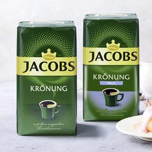 Jacobs Krönung versch. Sorten oder Krönung Bohne   jede 500-g-Vac.-Packung/Packung