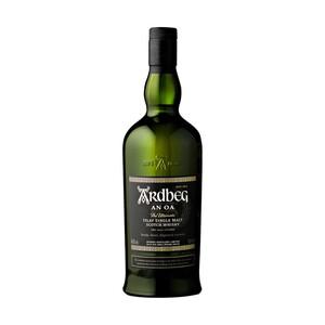 Ardbeg AN OA oder 10Y Old Single Malt Scotch Whisky 46,6/46% Vol., jede 0,7-l-Flasche