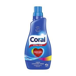 Coral Waschmittel 18/20/22 Waschladungen, versch. Sorten, jede Flasche/Packung