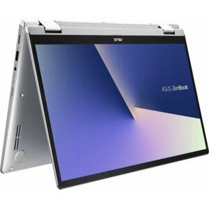 """ASUS ZenBook Flip 14 grau 14""""Full HD R5-3500U 8GB/512GB SSD Win10 UM462DA-AI012T"""