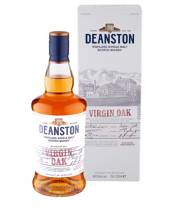Deanston Virgin Oak Whisky