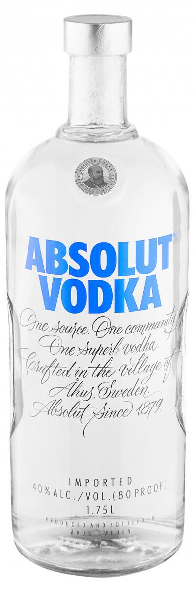 Bild 1 von Absolut Vodka - 1,75 L