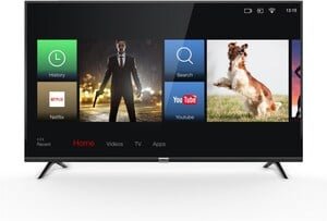 "50DP600 126 cm (50"") LCD-TV mit LED-Technik schwarz / A+"