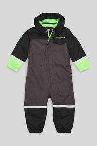 C&A Baby-Schneeanzug, Schwarz, Größe: 92