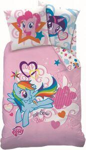My little Pony - Kinderbettwäsche - Rainbow Sky