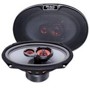 Mac Audio APM Fire 69.3 Lautsprecher 260 Watt 2 Stück
