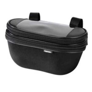 """Hama Fahrradtasche """"Hard Case"""" für Smartphones, in schwarz, 1 Stück"""