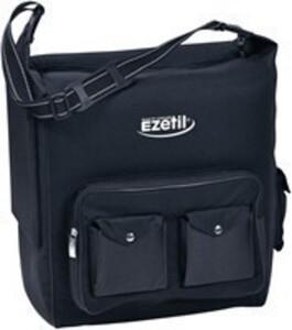 Elektro Kühltasche Ezetil ESC12, ca. 12 Liter Kühlraum, anthrazit, 12 V