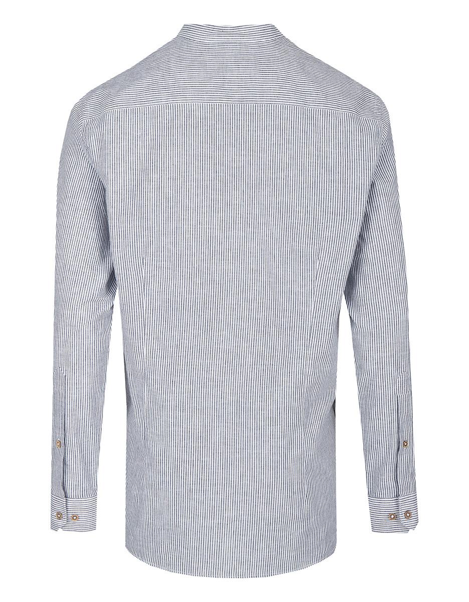 Bild 2 von Bexleys man - Schlupfhemd, langarm, gestreift