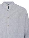 Bild 3 von Bexleys man - Schlupfhemd, langarm, gestreift