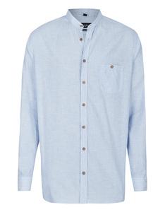 Bexleys man - Freizeithemd, langarm, fein gestreift