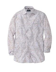 Bexleys man - Freizeithemd, langarm, print