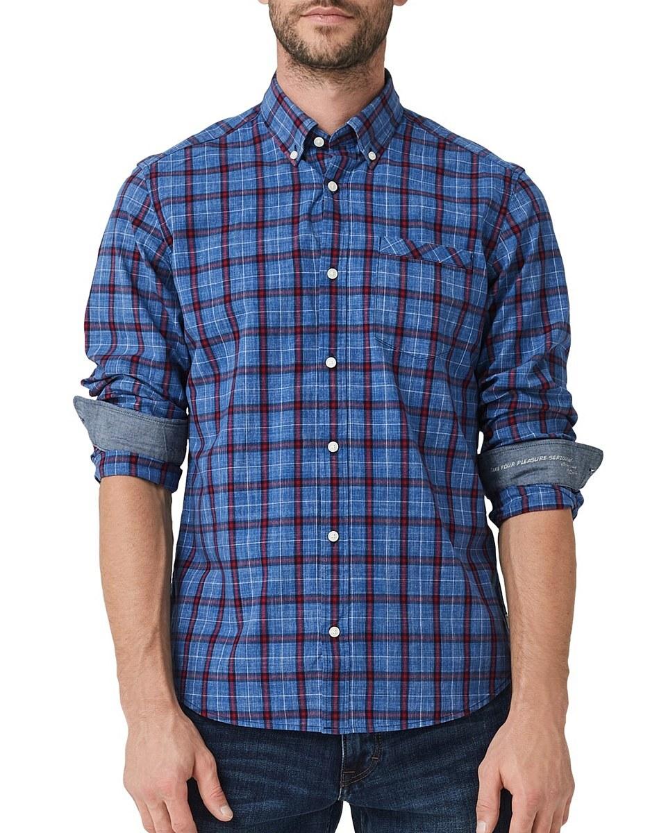 Bild 2 von s. Oliver - Button Down-Hemd, kariert