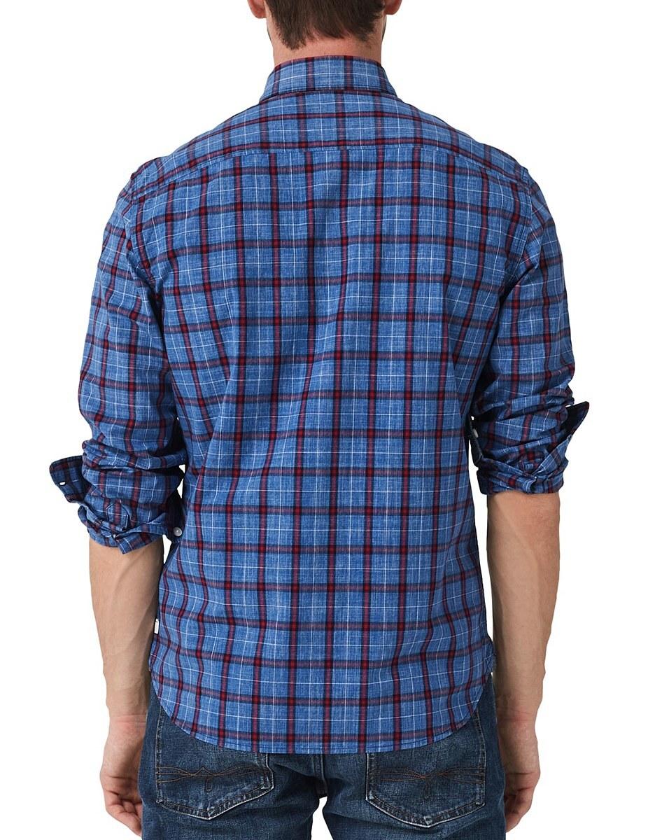 Bild 3 von s. Oliver - Button Down-Hemd, kariert